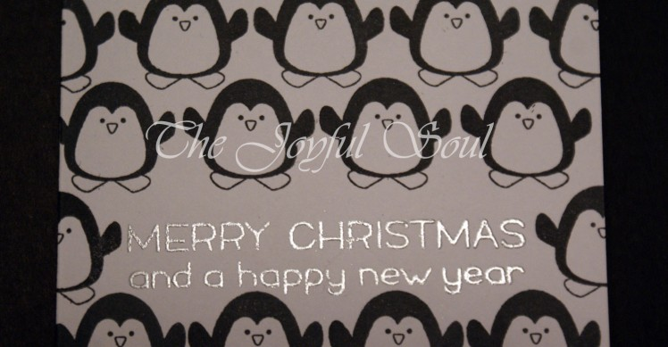 Penguin Christmas 2