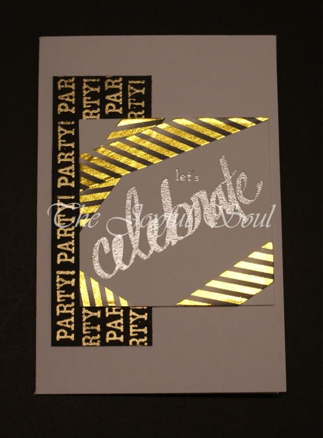 Celebrate in Gold