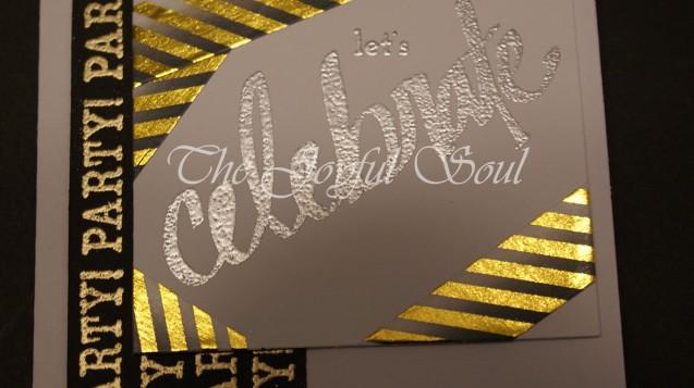 Celebrate in Gold 2