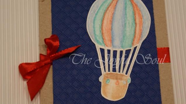 Watercolour Balloon 2
