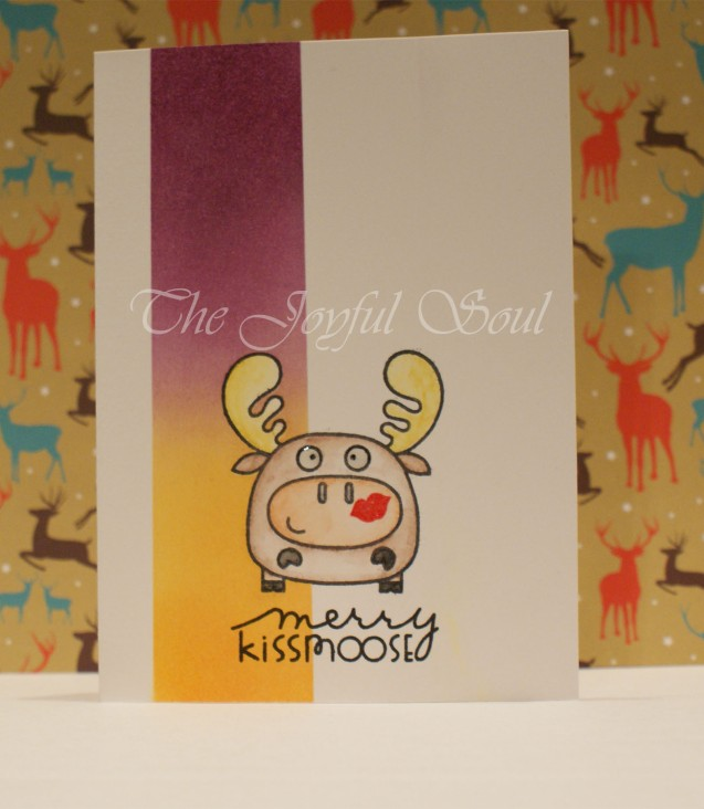 Merry Kissmoose