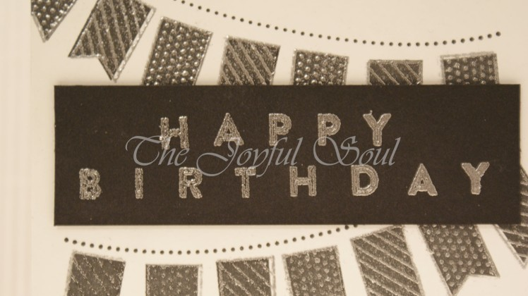 Black Birthday Banner 2