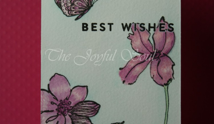 Watercolour Wishes 2
