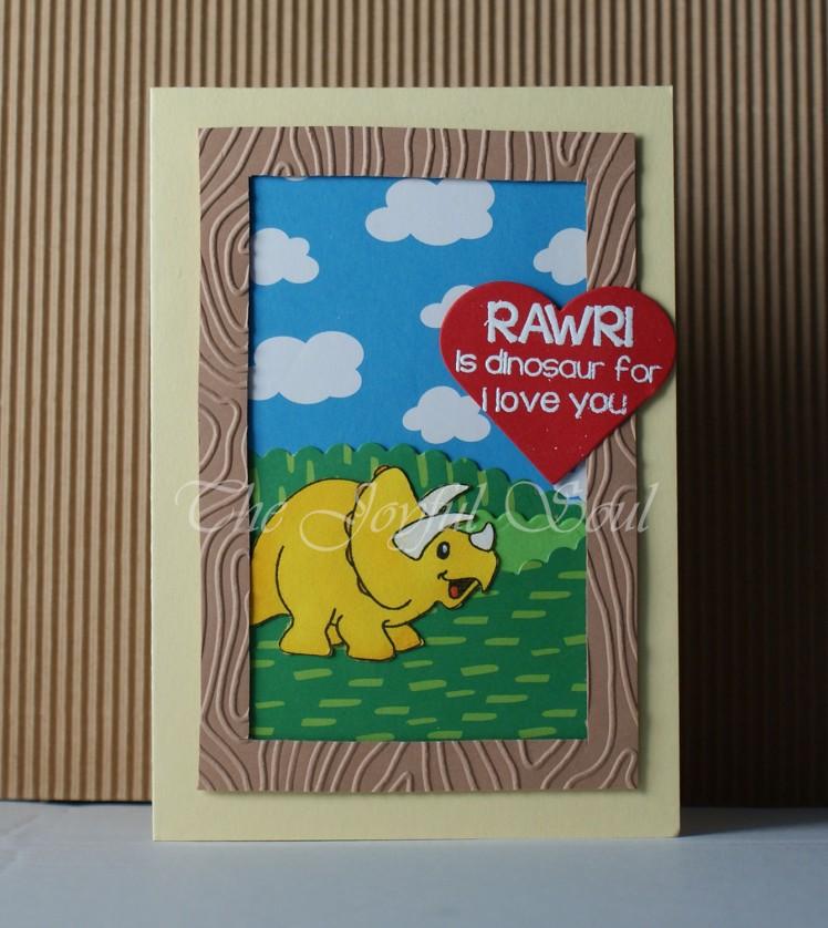Rawr, I Love You