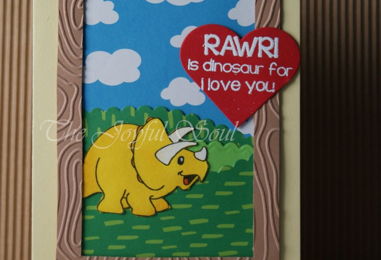 Rawr, I Love You 2