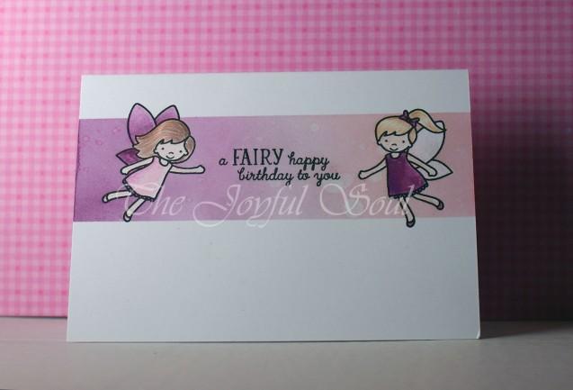 A Fairy Happy Birthday