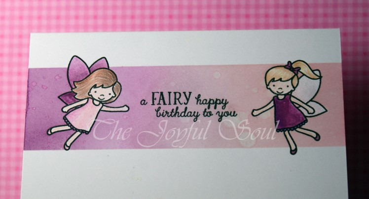 A Fairy Happy Birthday 2
