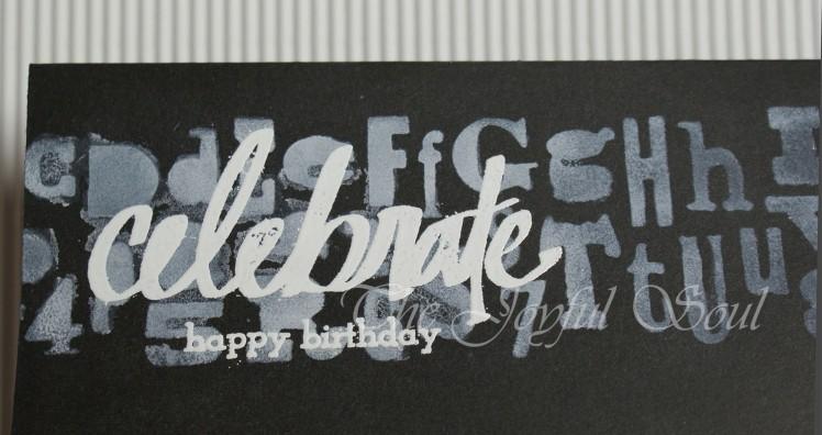 Chalkboard Birthday 2