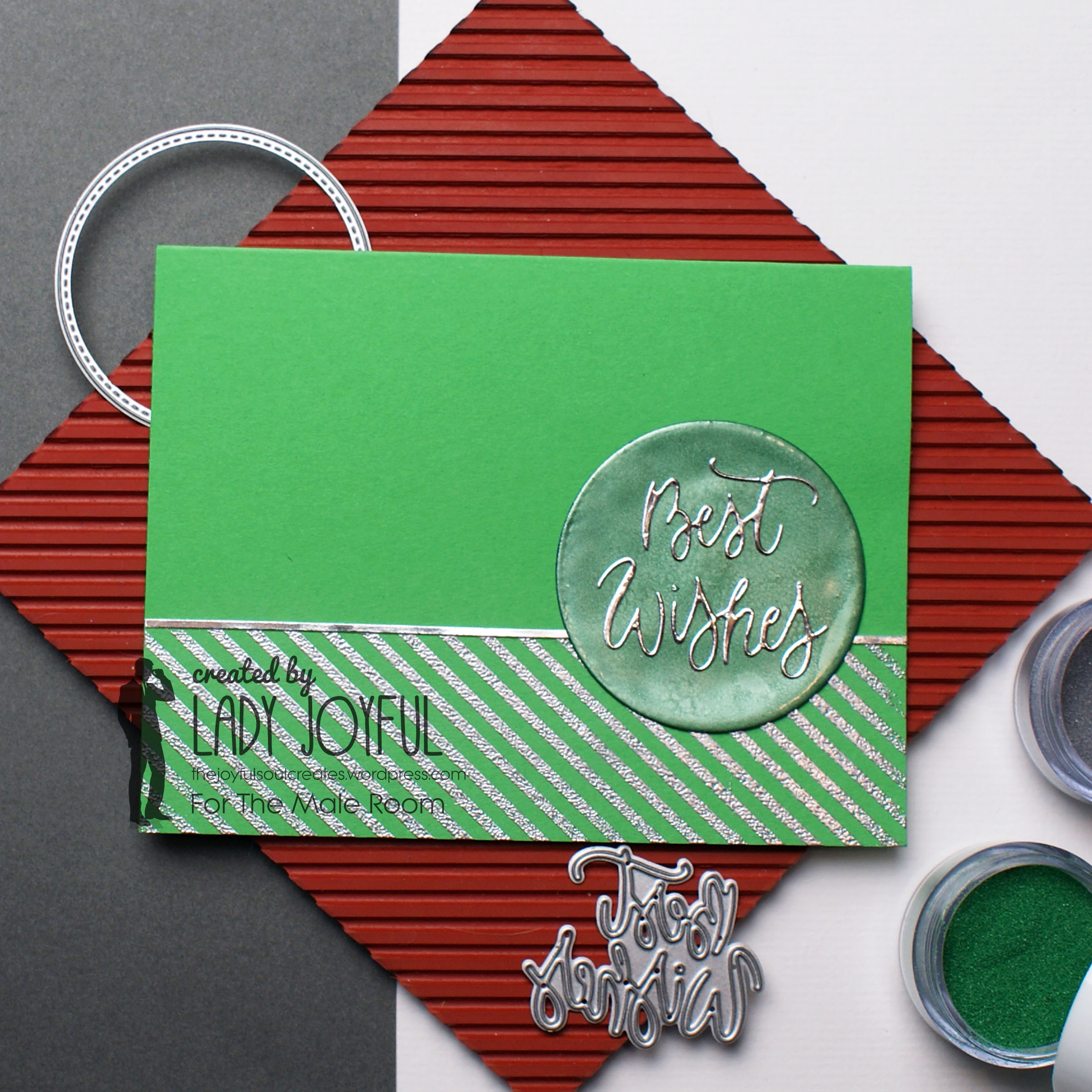 TMR 131 | Green & Silver Wishes | Team Colours
